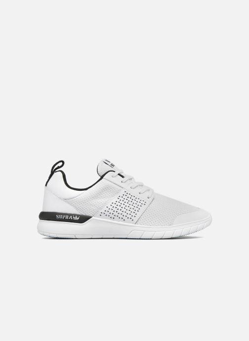 Sneakers Supra Scissor Beige achterkant