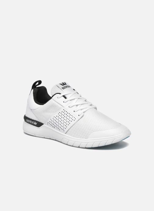 Sneakers Supra Scissor Beige detail