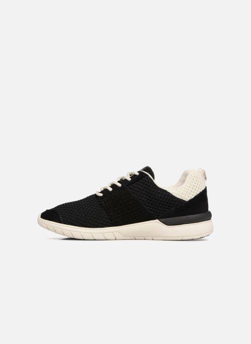 Sneaker Supra Scissor schwarz ansicht von vorne