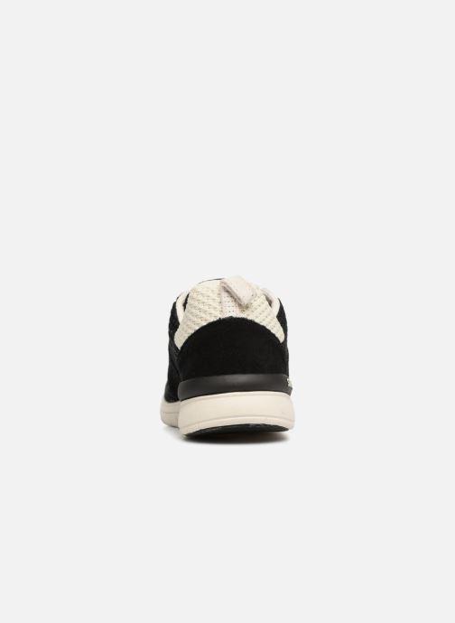 Sneaker Supra Scissor schwarz ansicht von rechts