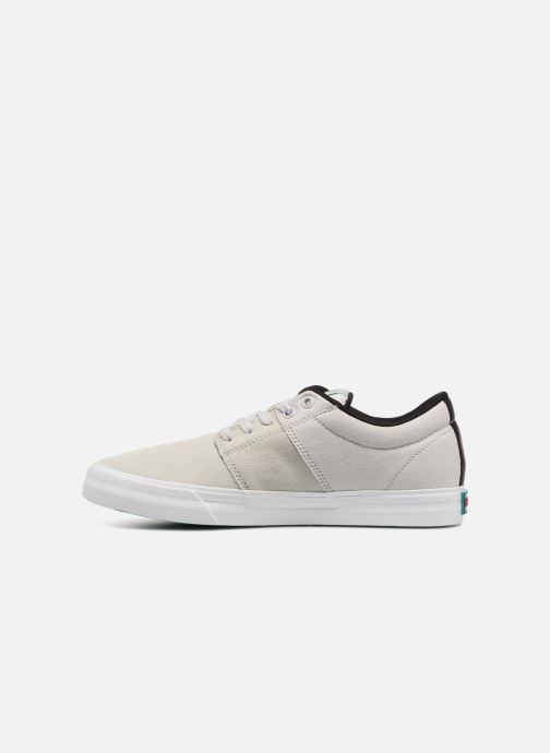 Chaussures de sport Supra Stacks Vulc II Gris vue face