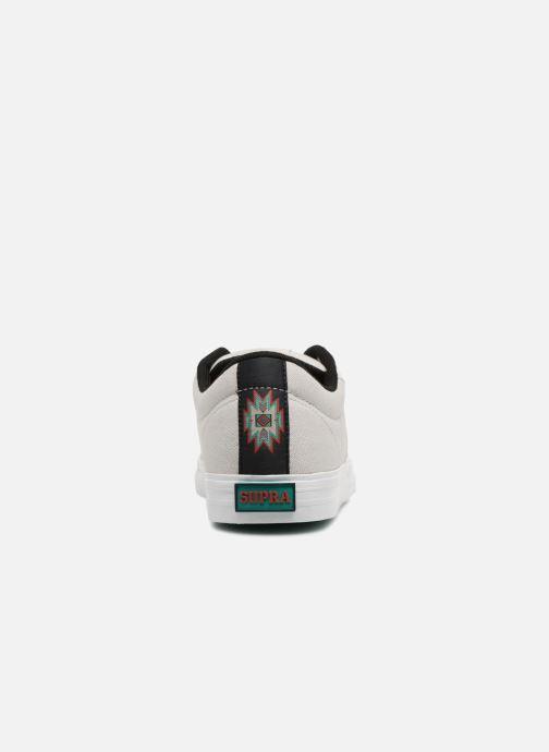 Chaussures de sport Supra Stacks Vulc II Gris vue droite