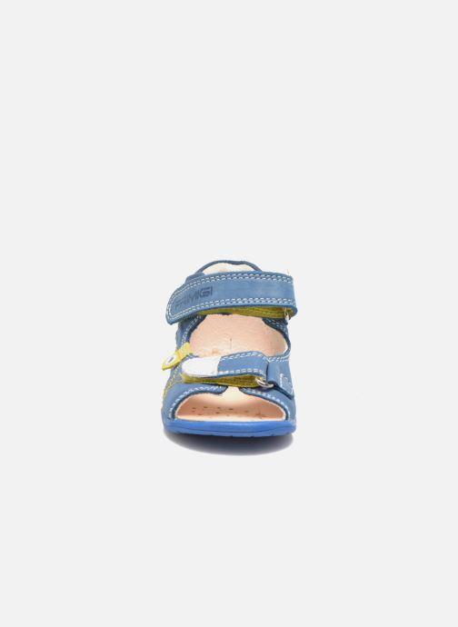 Sandalias Primigi Mac Azul vista del modelo