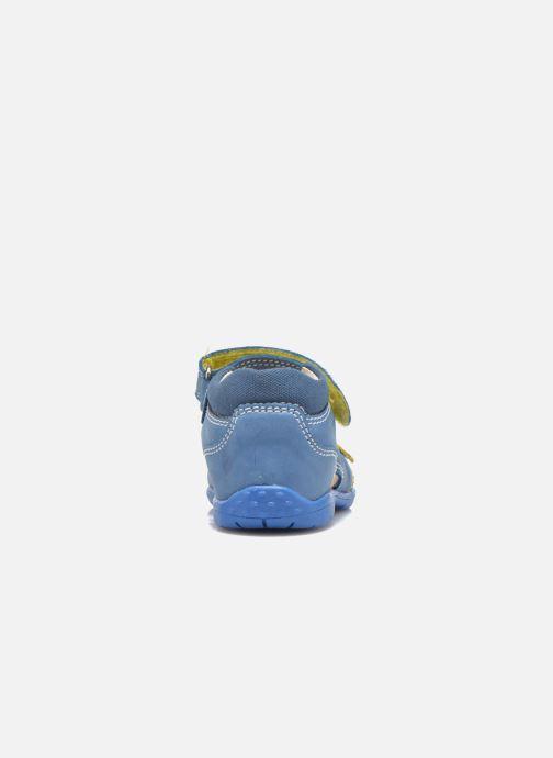 Sandalias Primigi Mac Azul vista lateral derecha