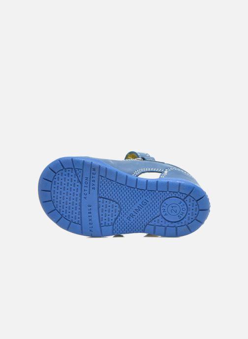Sandalias Primigi Mac Azul vista de arriba