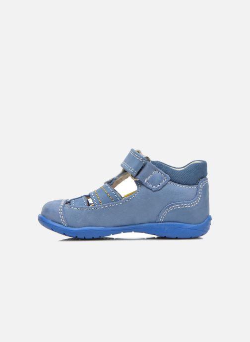 Chaussures à scratch Primigi Ray Bleu vue face