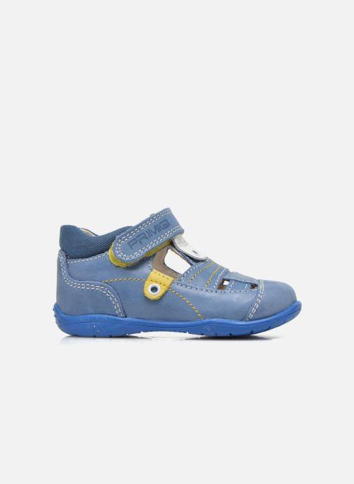 Chaussures à scratch Primigi Ray Bleu vue derrière