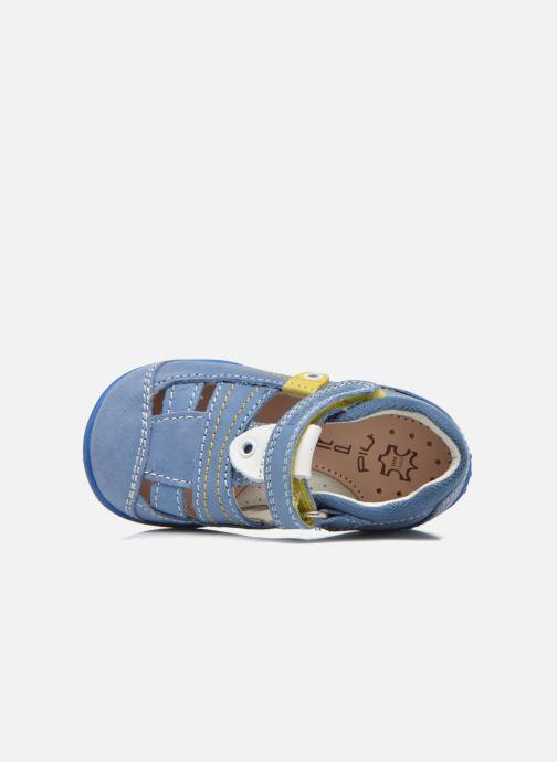 Scarpe con gli strappi Primigi Ray Azzurro immagine sinistra