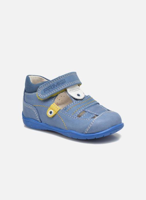 Schoenen met klitteband Primigi Ray Blauw detail