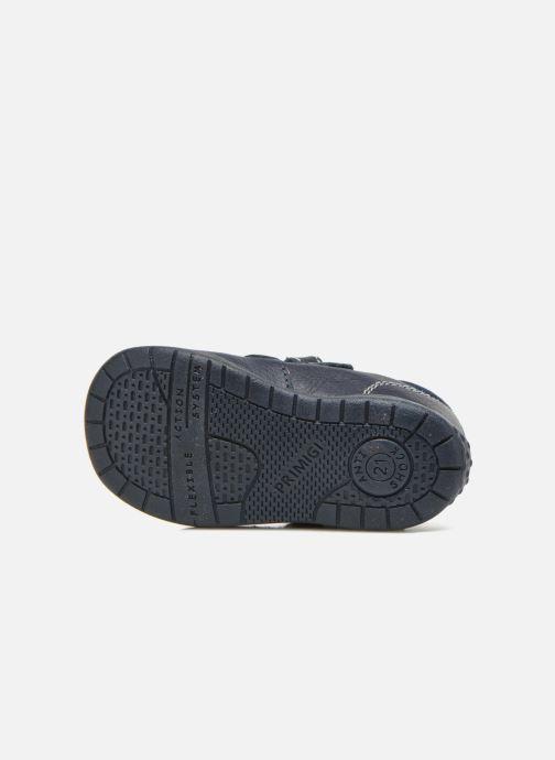 Chaussures à scratch Primigi Tyler Bleu vue haut