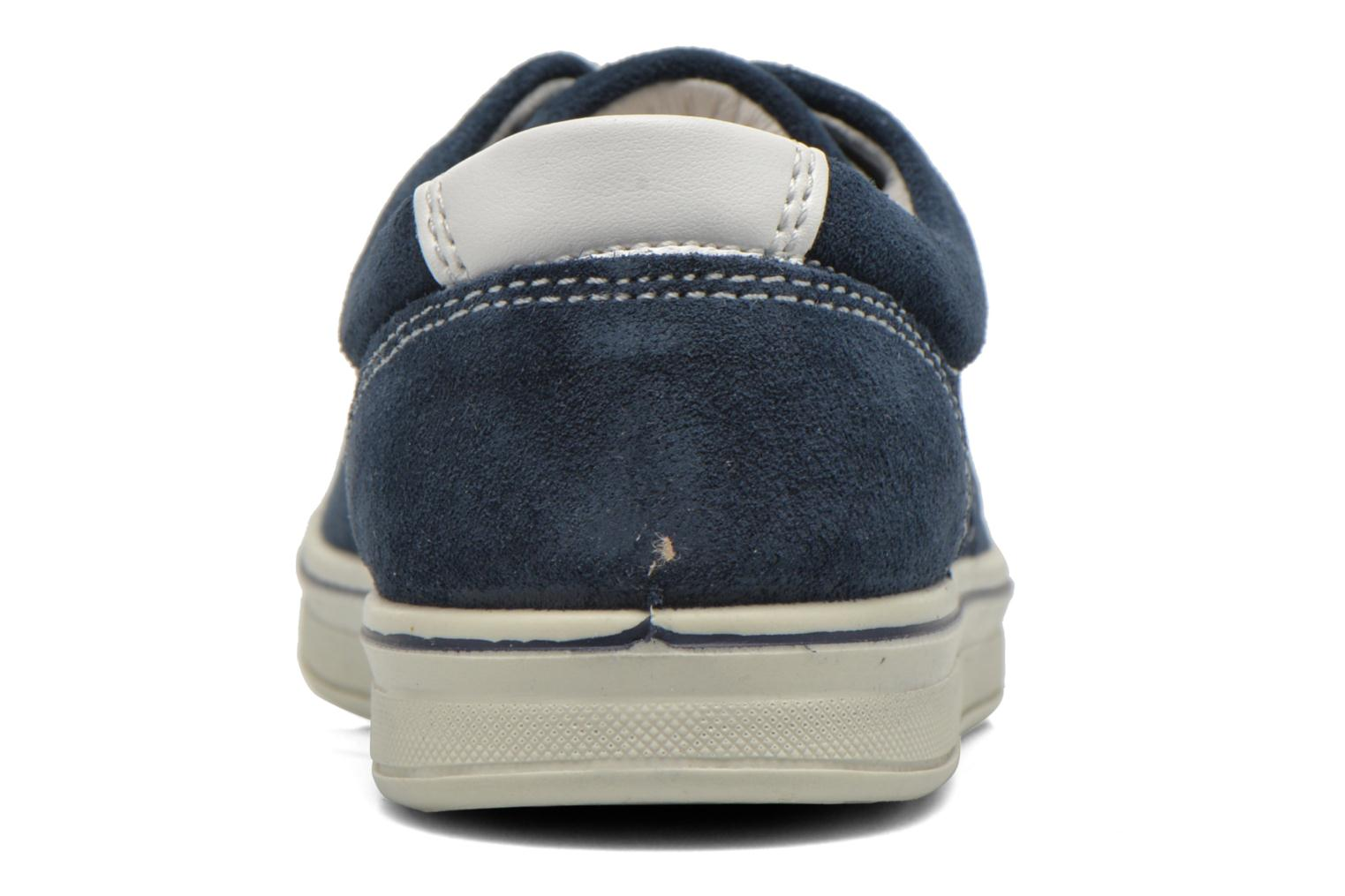 Trainers Primigi Alienor Blue view from the right