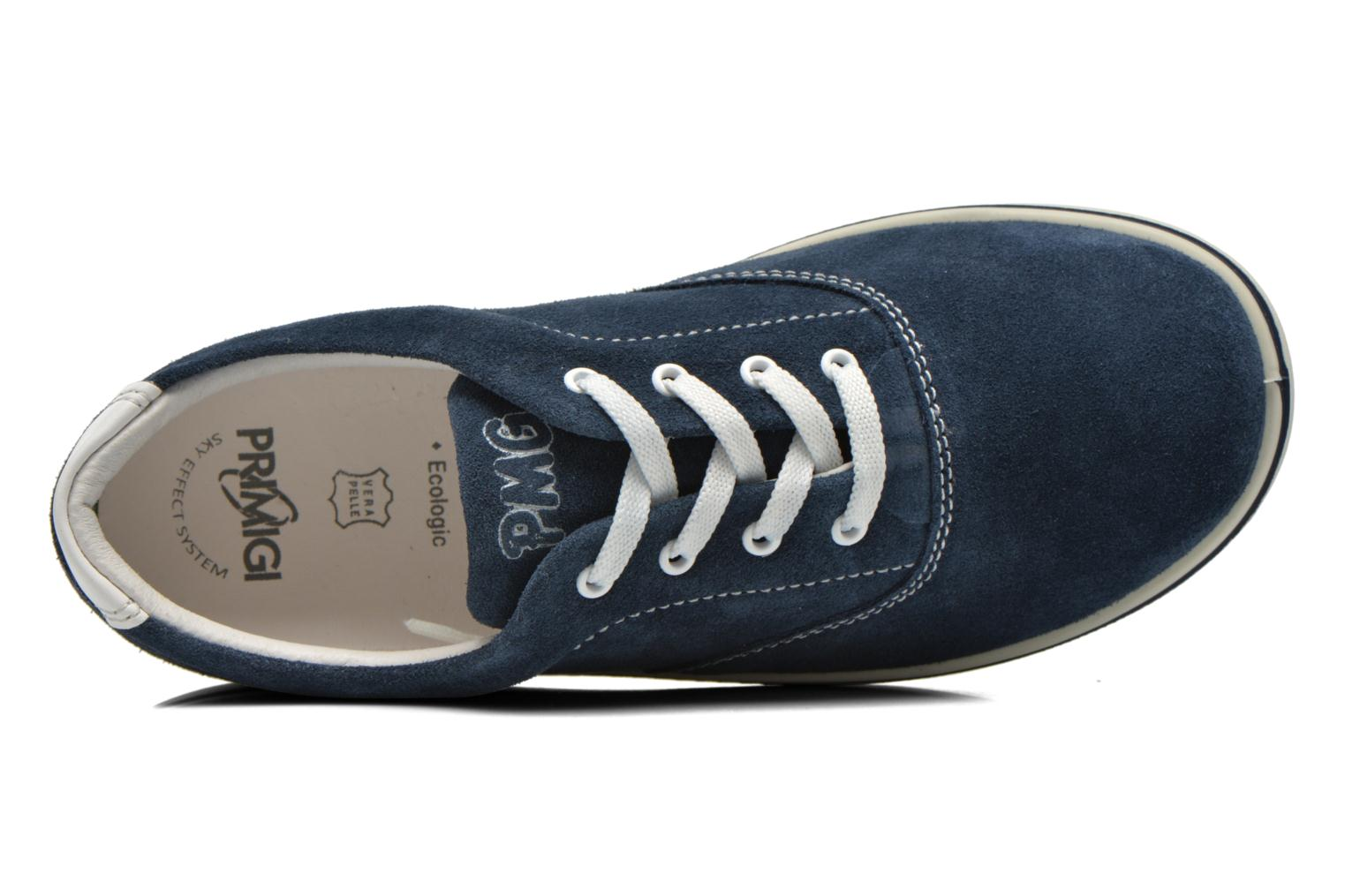 Trainers Primigi Alienor Blue view from the left