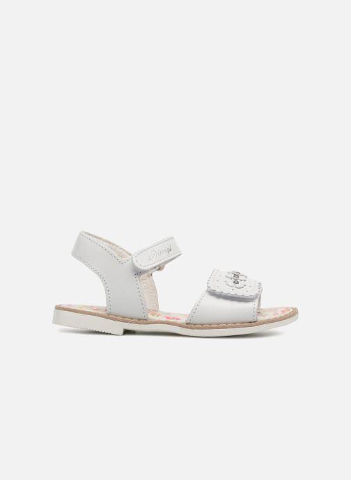Sandales et nu-pieds Primigi Nora Blanc vue derrière
