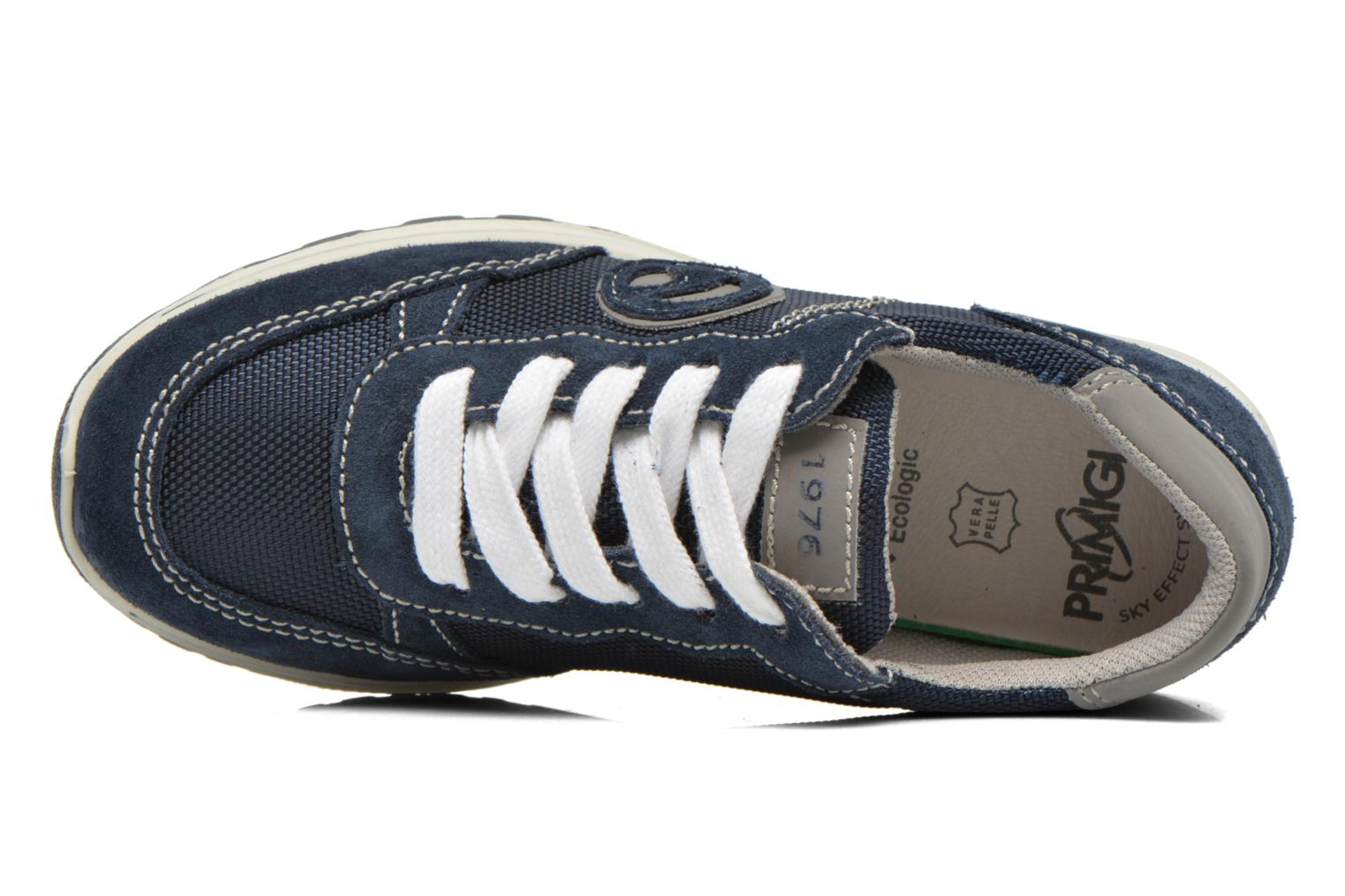 Sneakers Primigi Culver Blauw links