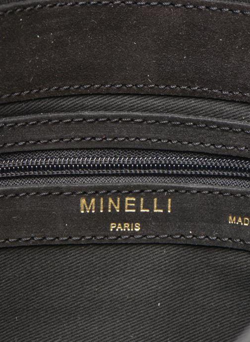 vel Noir Minelli Mc Travers 909 Porté UqzpSMV