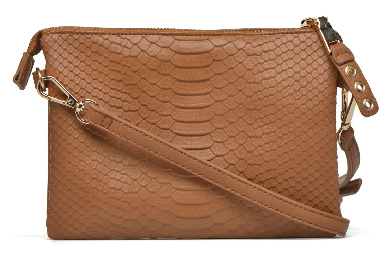 Handtaschen Minelli MS 905/IMP Porté travers braun ansicht von vorne