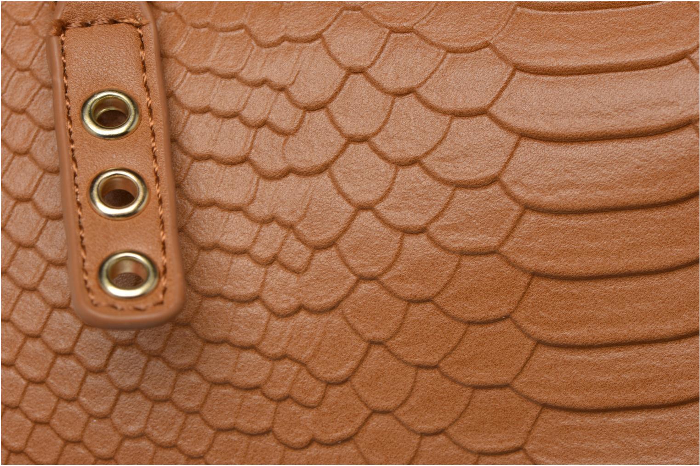 Handtaschen Minelli MS 905/IMP Porté travers braun ansicht von links