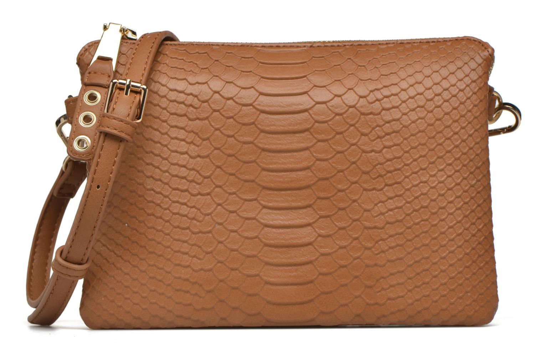 Handtaschen Minelli MS 905/IMP Porté travers braun detaillierte ansicht/modell