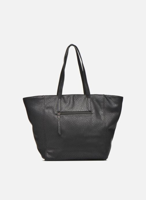 Handtassen Minelli MS 912 Cabas Zwart voorkant