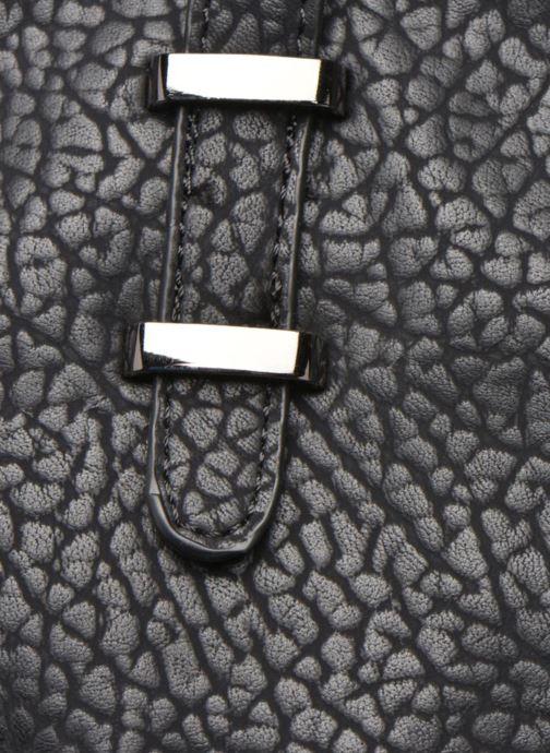 Handtassen Minelli MS 912 Cabas Zwart links