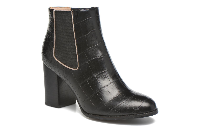 Bottines et boots Mellow Yellow Alexane Noir vue détail/paire