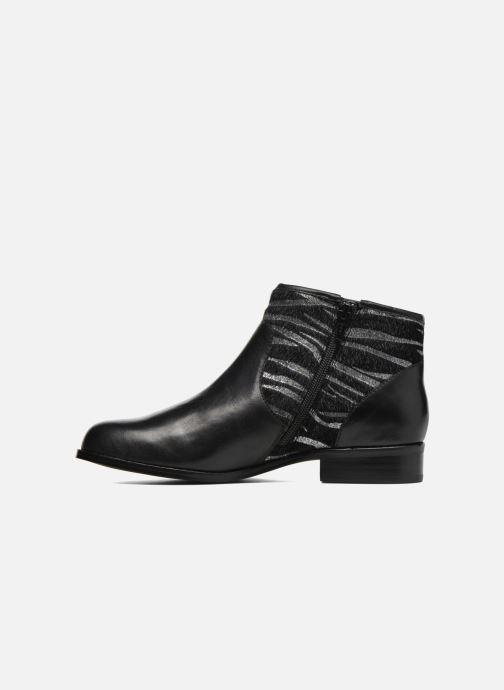 Bottines et boots Mellow Yellow Alicette Noir vue face