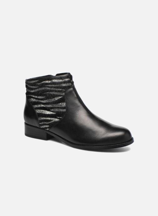 Bottines et boots Mellow Yellow Alicette Noir vue détail/paire