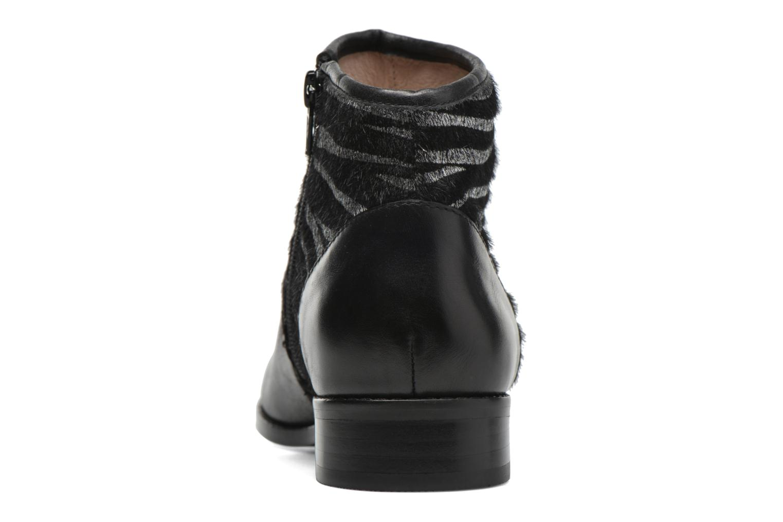 Bottines et boots Mellow Yellow Alicette Noir vue droite