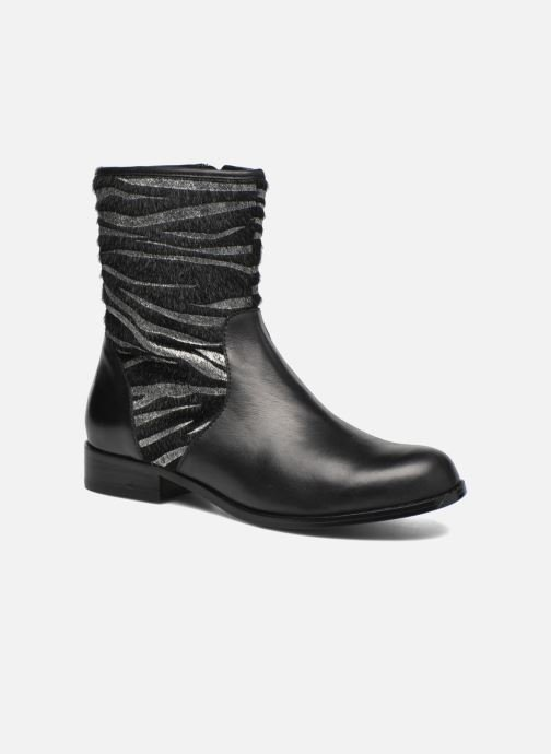 Stiefeletten & Boots Mellow Yellow Alicia schwarz detaillierte ansicht/modell