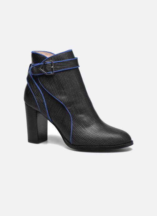 Bottines et boots Mellow Yellow Alida Noir vue détail/paire