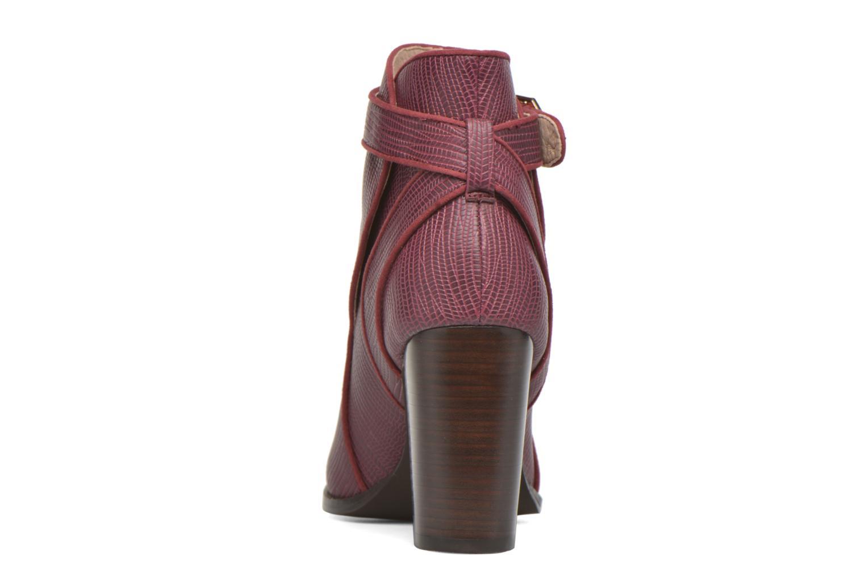 Boots en enkellaarsjes Mellow Yellow Alida Bordeaux rechts
