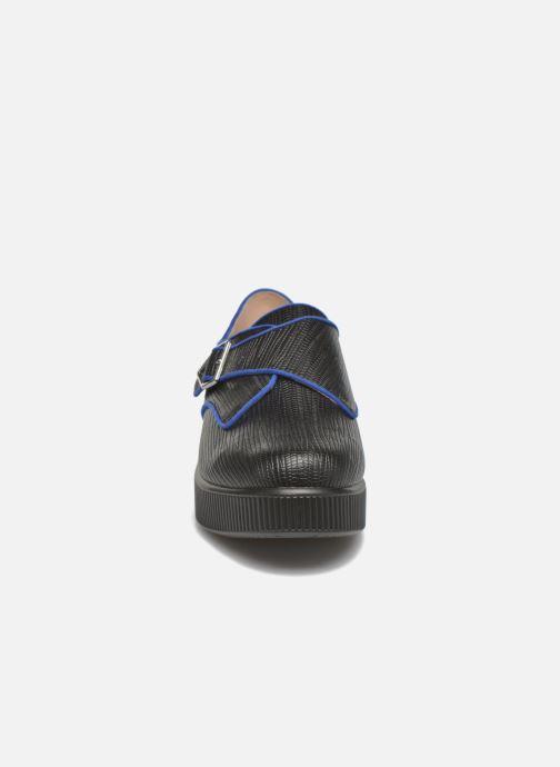 Mocassins Mellow Yellow Alidel Noir vue portées chaussures