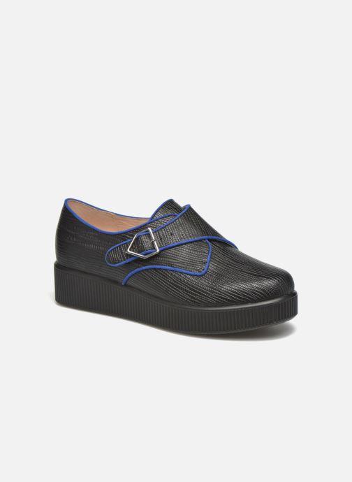 Loafers Mellow Yellow Alidel Sort detaljeret billede af skoene
