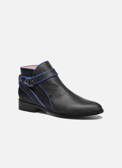Bottines et boots Mellow Yellow Alidiane Noir vue détail/paire