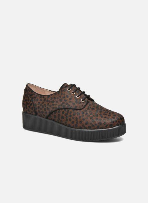 Chaussures à lacets Mellow Yellow Aloumer Marron vue détail/paire