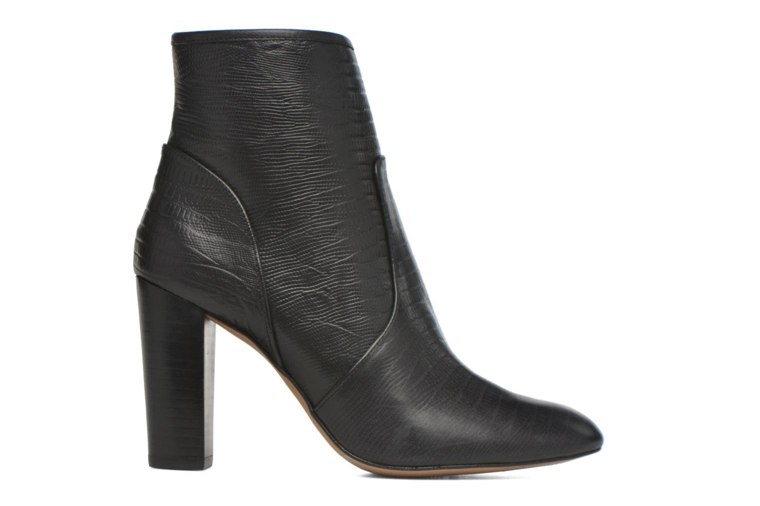 Ankle boots Mellow Yellow Anamaria Black back view