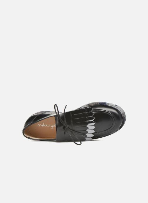 Chaussures à lacets Mellow Yellow Arsin Noir vue gauche