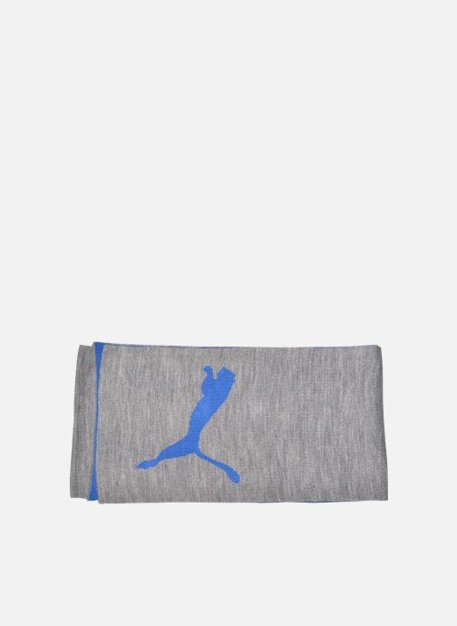 Echarpes et Foulards Puma Echarpe tricotée Gris vue derrière