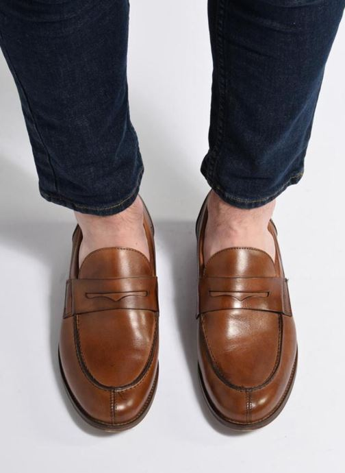 Loafers Marvin&Co Nantlle Sort se forneden