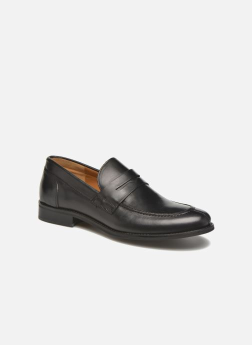 Loafers Marvin&co Nantlle Black detailed view/ Pair view
