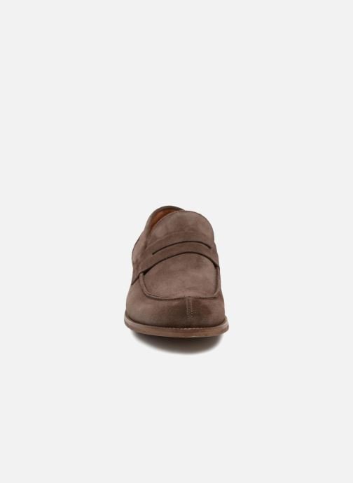 Mocassins Marvin&Co Nantlle Marron vue portées chaussures