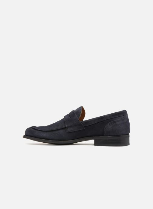 Loafers Marvin&co Nantlle Blue front view