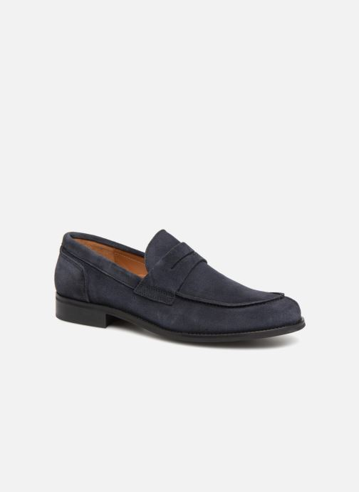 Loafers Marvin&co Nantlle Blue detailed view/ Pair view