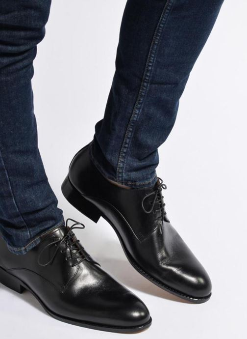 Lace-up shoes Marvin&co Naust Brown view from underneath / model view