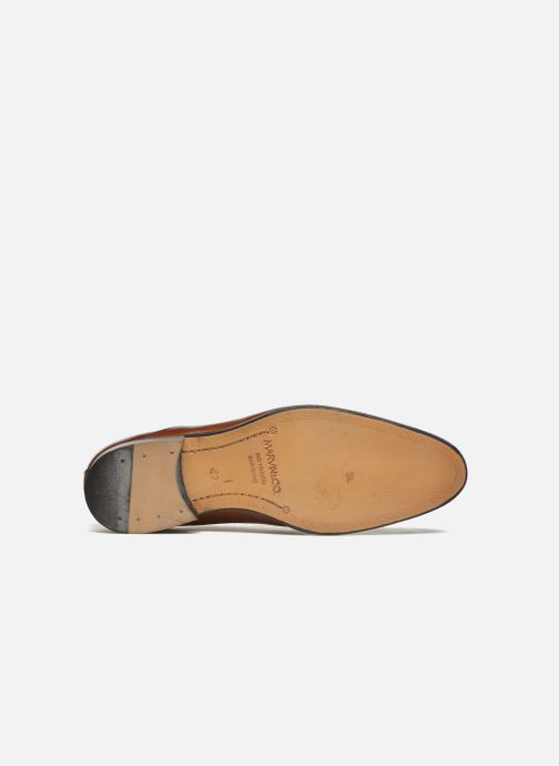 Lace-up shoes Marvin&co Naust Brown view from above