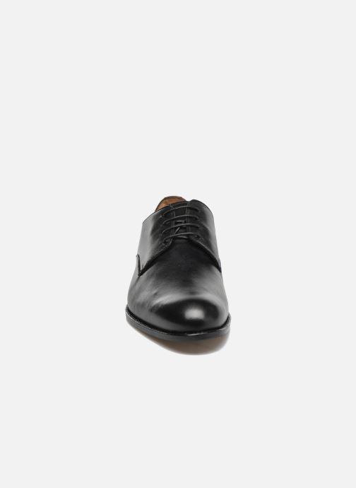 Zapatos con cordones Marvin&Co Naust Negro vista del modelo
