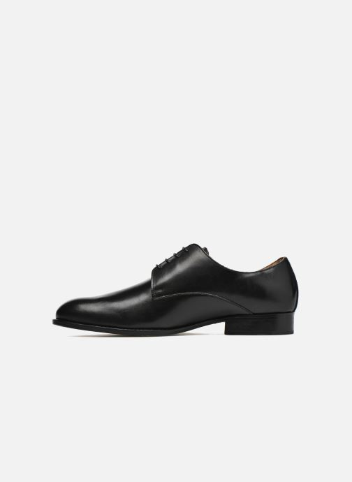Lace-up shoes Marvin&co Naust Black front view