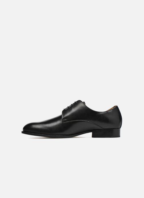 Zapatos con cordones Marvin&Co Naust Negro vista de frente