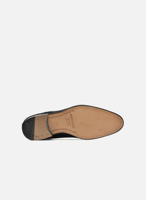 Zapatos con cordones Marvin&Co Naust Negro vista de arriba