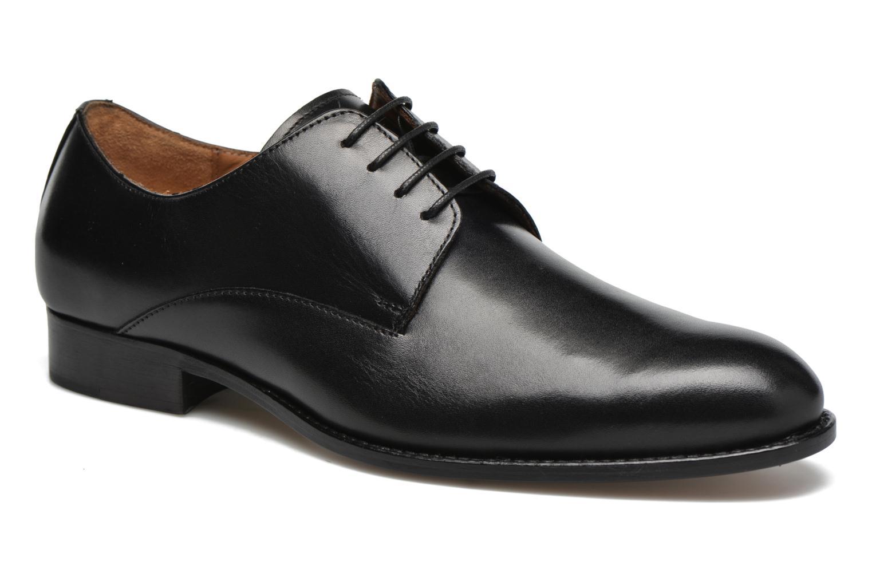 Schnürschuhe Marvin&Co Naust schwarz detaillierte ansicht/modell